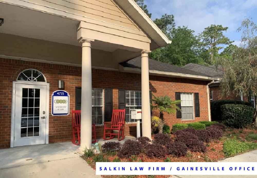 Gainesville Bankruptcy Attorneys / The Salkin Law Firm, P.A.